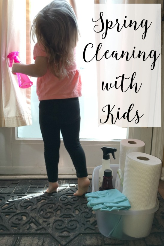 spring-cleaning-with-kids