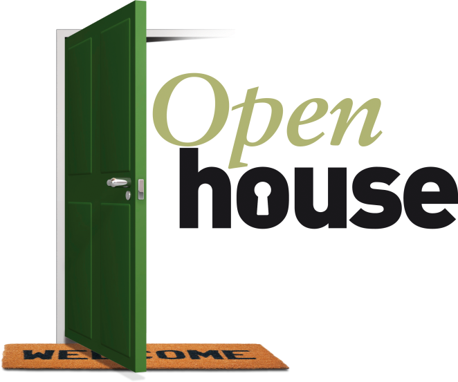 green-door-w-welcome-mat-open-house